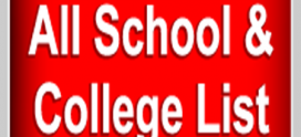 All School & College Website List